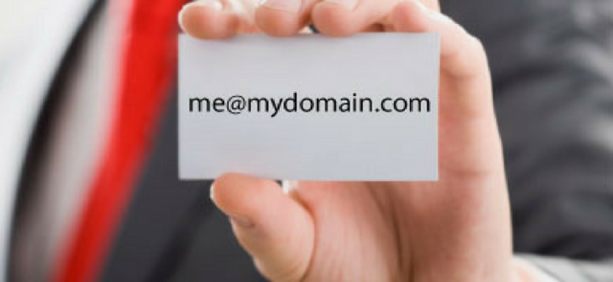 This is How a Brand-Specific Email Address Works for BRANDING Today!