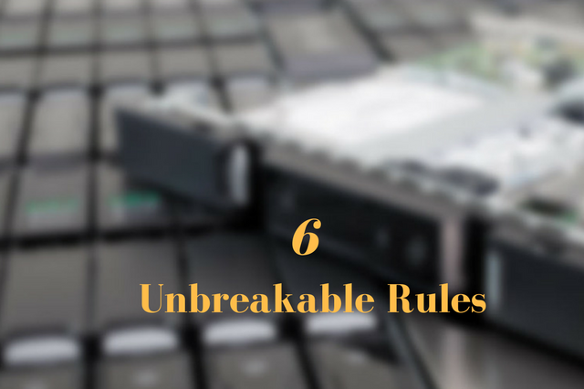 BEST ASP.NET Web Hosting: The 6 Unbreakable Rules of Finding One!