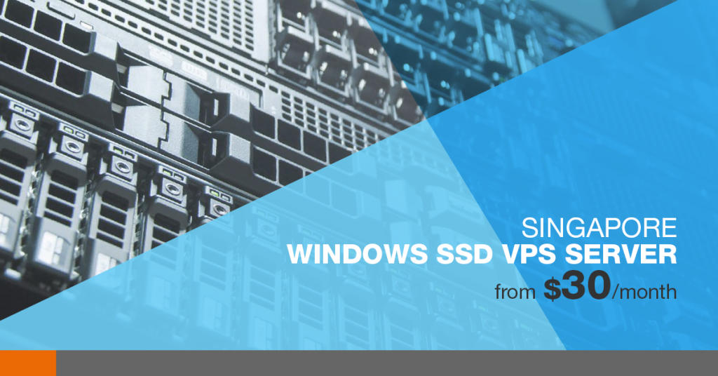 Good Singapore Windows VPS