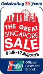 The Great Singapore Sales