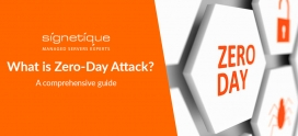 What is a zero-day attack?