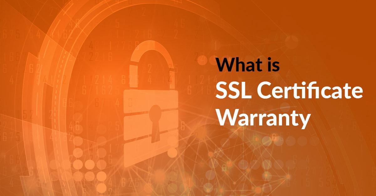 SSL Certificate Warranty